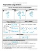 Polynomial Long Division Lesson