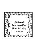 Rational Function Review Egg Hunt Activity