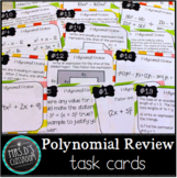 Polynomial Task Cards