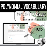 Polynomial vocabulary, DIGITAL Picture Puzzle Breakout