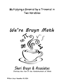 Polynomials - Multiplying Binomials by Trinomials 2
