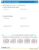 Polynomials | Pre Algebra Unit with Videos | Good for Distance Learning