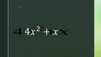Polynomials: Sleuth the Rules