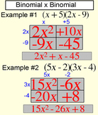 Polynomials Unit Bundle-20 Assignments, 4 References and 2 Tests for Power Point