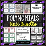 Polynomials Unit Bundle