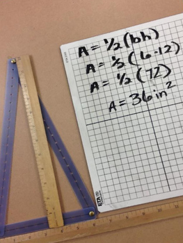 Polystrips - Area and Perimeter