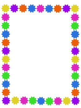 Pom Pom Border By The Plunkett Classroom Teachers Pay