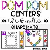 Pom Pom Activities | Pom Pom Mats Bundle