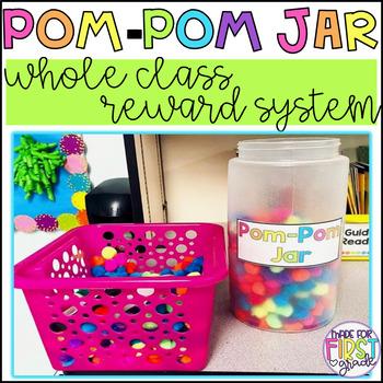 Pom-Pom Jar: Whole Class Reward System