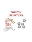 Pom Pom Mandarin Numbers