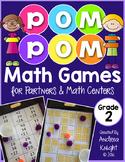 Math Games for 2nd Grade (Pom Pom Math)