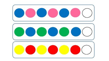 Pom-Pom Pattern Cards