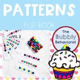 Pom-Pom Pattern Flipbook