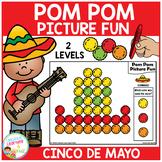 Pom Pom Picture Fun - Cinco De Mayo