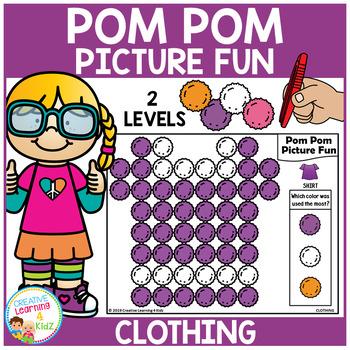 Pom Pom Picture Fun - Clothing