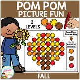 Pom Pom Picture Fun - Fall