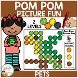 Pom Pom Picture Fun - Pets