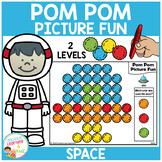 Pom Pom Picture Fun - Space