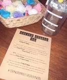 Pom Pom Rewards Jar Poster