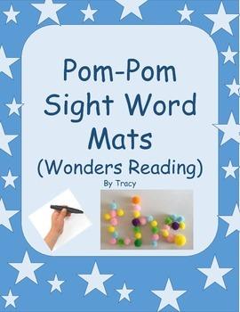 Pom Pom Sight Words