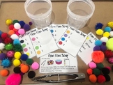 Pom Pom Soup Recipe Cards and Instructional Task Card