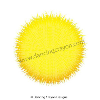 Clip Art Pom Poms by Dancing Crayon Designs | Teachers Pay ...