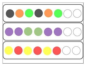 PomPom Pattern Mats