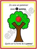 Pommes: Je vois un pommier...