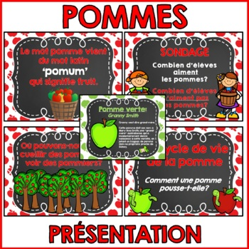 Pommes (Power Point)