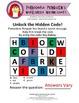Pomodoro Penguin Worksheet Wednesday No. 4: Break the Code