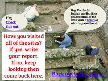 Pompeii Archeological Adventure