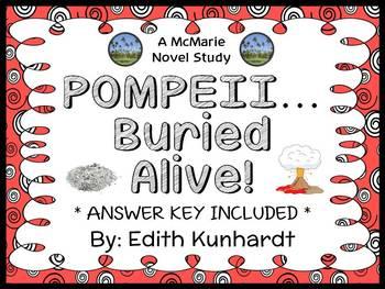Pompeii... Buried Alive! (Edith Kunhardt) Book Study / Com