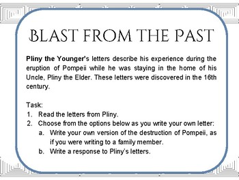 Pompeii Day Stations for Exploring History and Culture