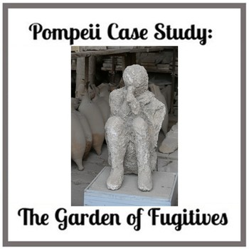 Pompeii: Garden of Fugitives
