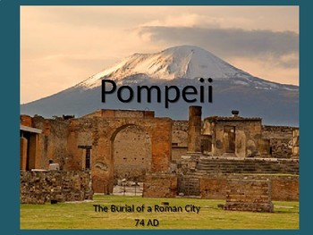Pompeii Powerpoint Presentation