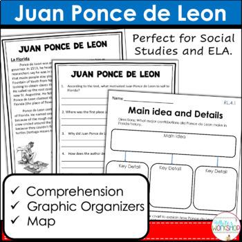 Florida Social Studies: Juan Ponce de Leon