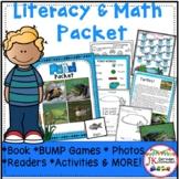 Pond Packet! Literacy & Math Activities