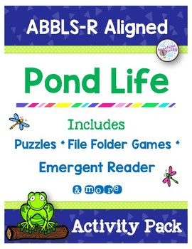 ABLLS-R Aligned: Pond Life