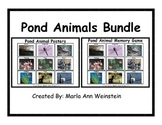 Pond Animals Bundle