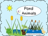Pond Animals Unit - Jump in!