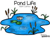 Pond Life {Freebie Fishing Games}
