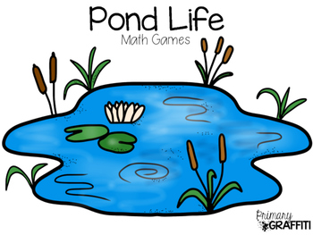 Pond Life {Freebie Fishing Games}