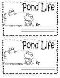Pond Life - Little Reader