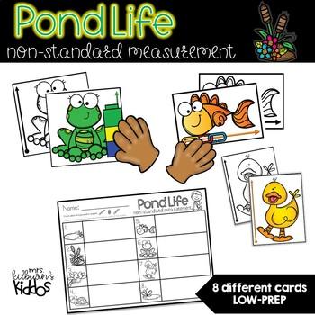 Pond Life Non-Standard Measurement