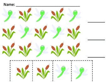 Pond Life Patterns