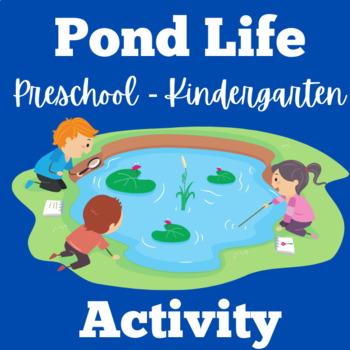 Pond Activity | Pond Activity for Preschool