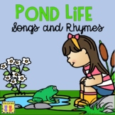 Pond Life: Songs & Rhymes