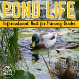 Pond Habitat Unit with PowerPoint