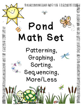 Pond Math Set