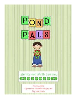 Pond Pals Thematic Unit